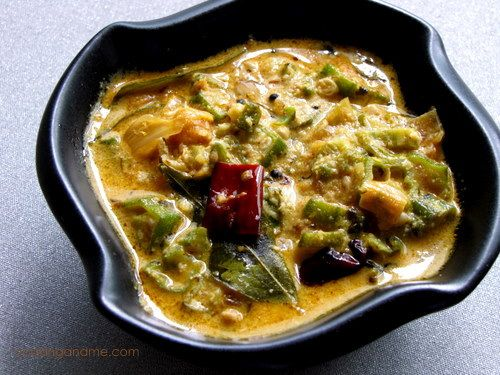Learn how to make dahi bhindi, a Hyderabad okra recipe with yogurt as the base. I have been posting way too many dessert recipes of late so here's something to offset that. I have talked about my dislike towards the sliminess of Okra in my Okra Fry with Peanuts recipe post so you can rest...Read More »