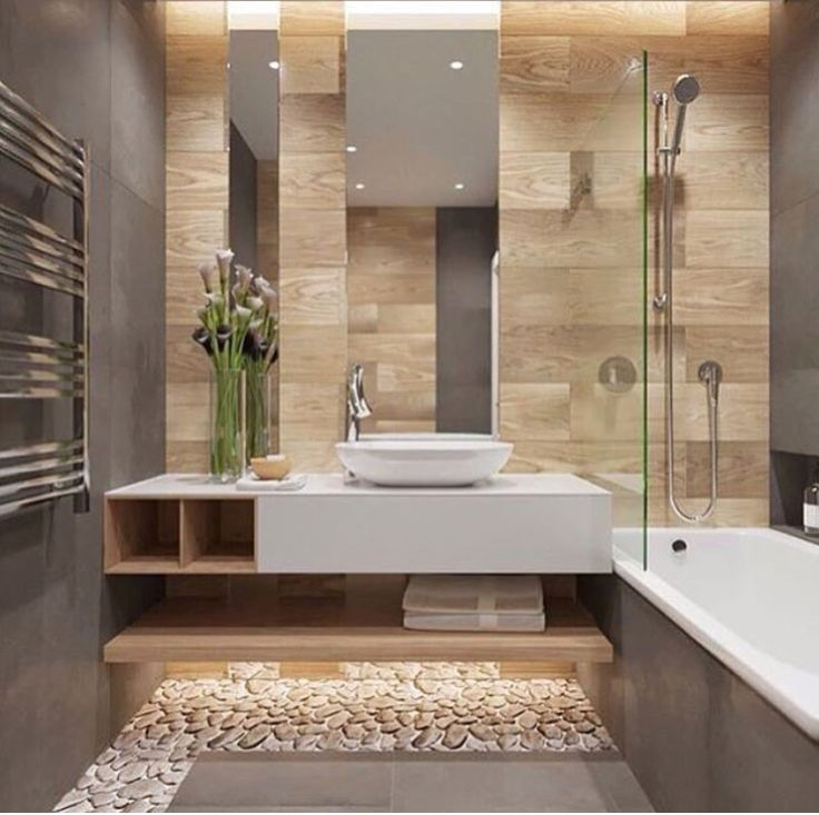 60 Elegant Small Master Bathroom Remodel Ideas 15 En 2019: Decoración De Interior【2019