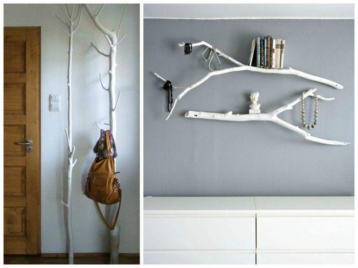les 25 meilleures id es de la cat gorie tringles rideaux branches sur pinterest poteaux de. Black Bedroom Furniture Sets. Home Design Ideas