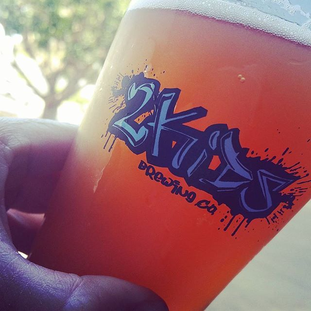Charity Night Friday June 16th with new beer on tap: Obligatory IPA with Blood Orange. A portion of all sales that day will be donated to the National Brain Tumor Society. If you can't make it to the tasting room Friday, contact us and we'll send you info on donating online. #cheers ! #nbts #nationalbraintumorsociety #fuckcancer #graymatters #charity #donate #friday #newbeer #ontap #obligatory #ipa #bloodorange #obligatoryipa #sdbeer #craftbeer #indiebeer #sandiegobeer #sandiego #drinklocal…