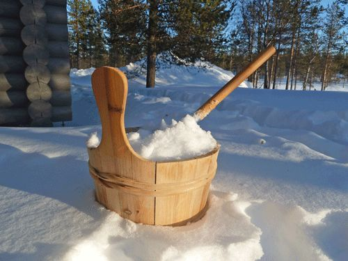 Sauna bucket – Saunaflow blog