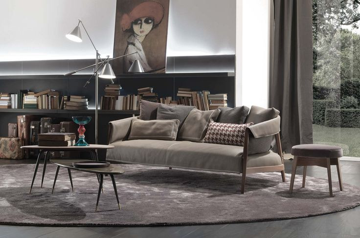 Burton #Sofa  #frigeriosalotti #interior #style #elegance #design #furniture #home