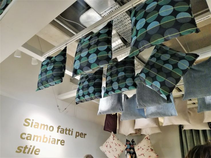 #IKEA #IKEAcatalog #IKEA2018 #homedesign #interiors #events #IKEANewsTour #collection #IKEAcatalog2018 #cushions #pillows #siamofattipercambiare #homeinterior #design #homedecor
