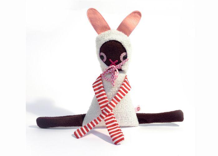 Esthex Lola Kanin bamse - Tinga Tango Designbutik
