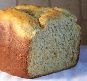 Popcorn Bread - Bread Machine Recipe (Gluten-Free)-wondering how this ...