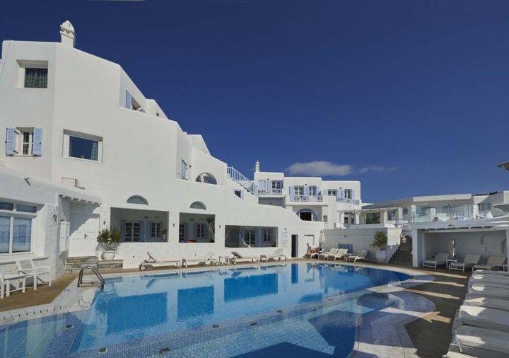 Petinos Beach Hotel Mykonos | Hotel in Mykonos in Platis Gialos Beach