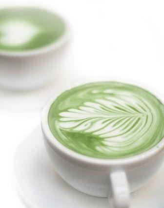 Aiya America Matcha Latte - instructions on how to make both sweet and unsweetened Matcha lattes.