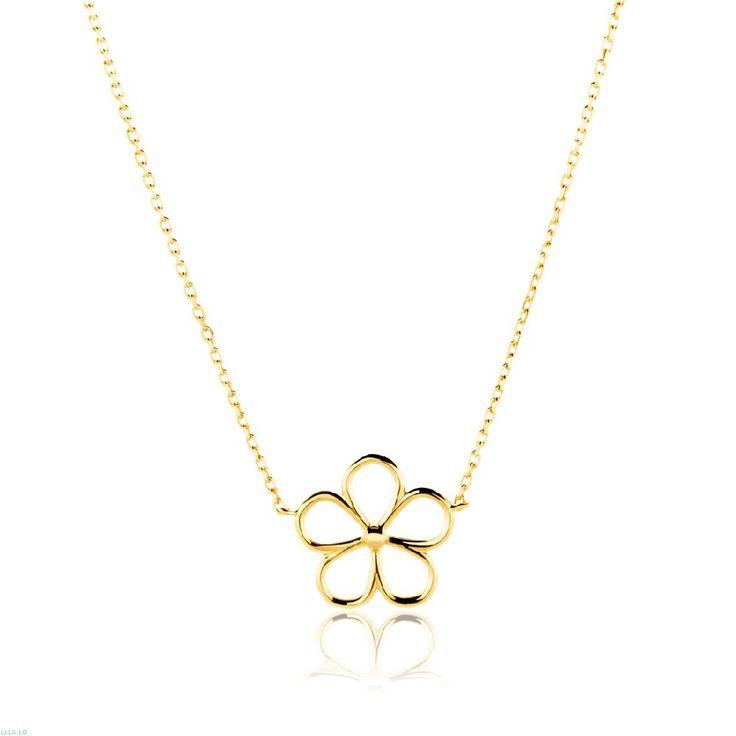 Κολιέ Τeens Gold Collection από χρυσό 18Κ