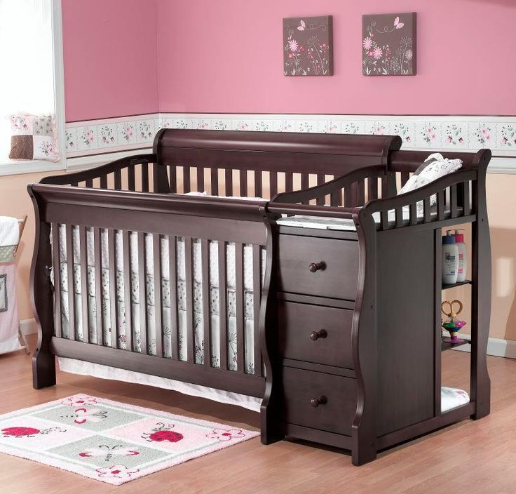 86 best Cunas images on Pinterest | Nursery, Baby cribs and Baby bedroom