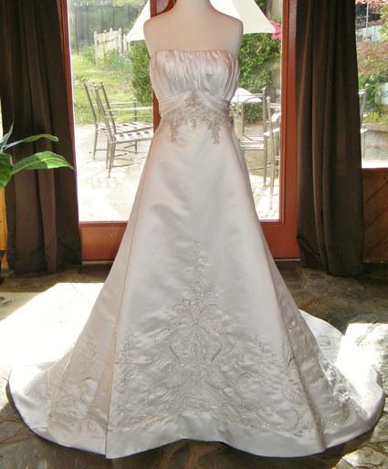 Robe de mariée Casablanca Bridal NEUVE modèle 1990sk
