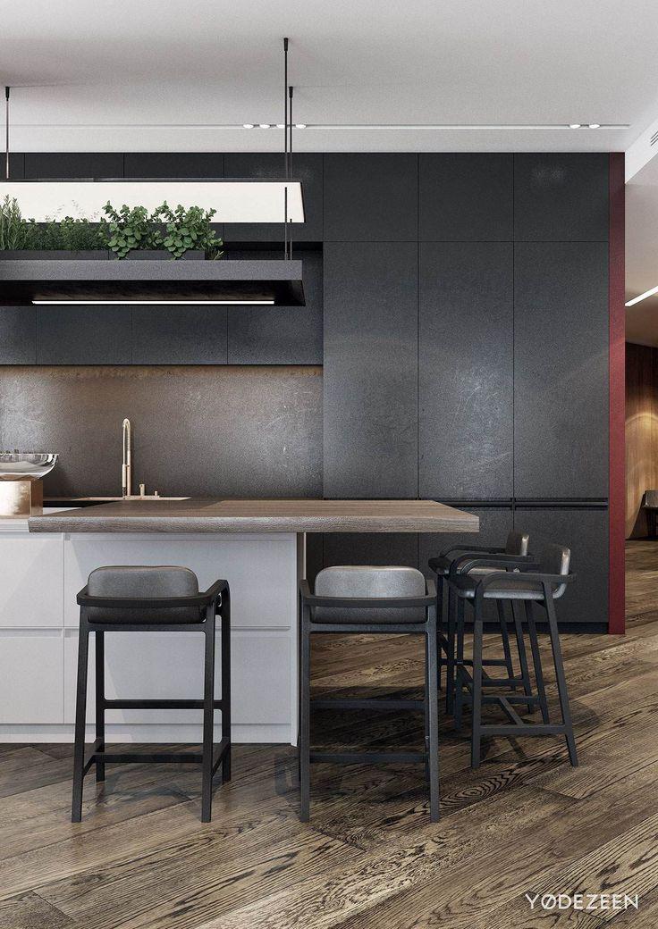 162 best Kitchen images on Pinterest Kitchens, Kitchen modern - reddy küchen wien