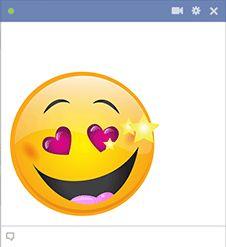 Love-Struck Smiley