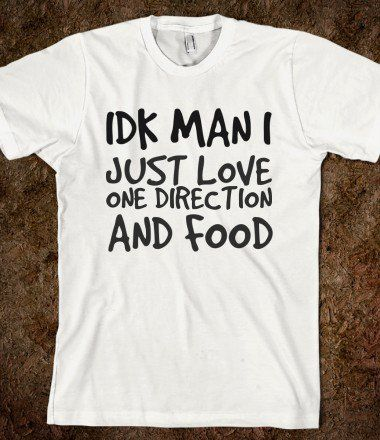 idk man.. - Live While We're Young - Skreened T-shirts, Organic Shirts, Hoodies, Kids Tees, Baby One-Pieces and Tote Bags