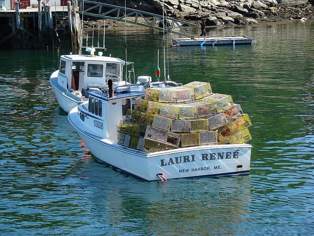 8 best down east boats images on pinterest maine boats for Lobster fishing in maine
