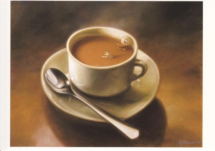 Kaj Stenvall - A large coffee (1999)