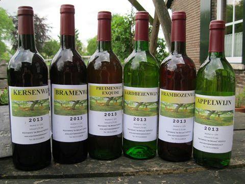 Alle wijnen van Wijnmakerij De Betuwe zijn biologisch: dat wil zeggen dat we geen chemische stoffen gebruiken.