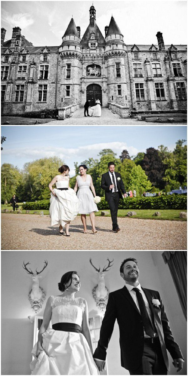 a romantic weekend wedding in versailles france at fairytale chateau desclimont organised by debra mai weddings and bride wore stephanie allin - Chateau De Chenonceau Mariage