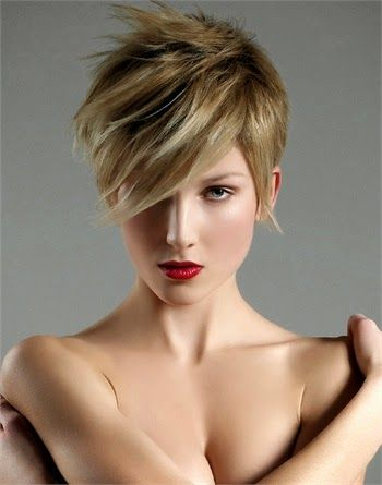 +100 Short Hairstyles 2014 Women And Girl Gallery