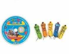 Educatief spelmateriaal. Uitdagend voor kinderen en leuk om te doen. Kijk op www.educatievespelen.nl voor meer informatie.