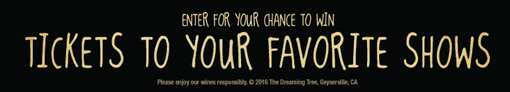 Check out this Dreaming Tree Sweepstakes for your chance to win tickets to your favorite shows! GOOD LUCK EVERYONE BUT I AM GOING TO WIN TOO !! gg