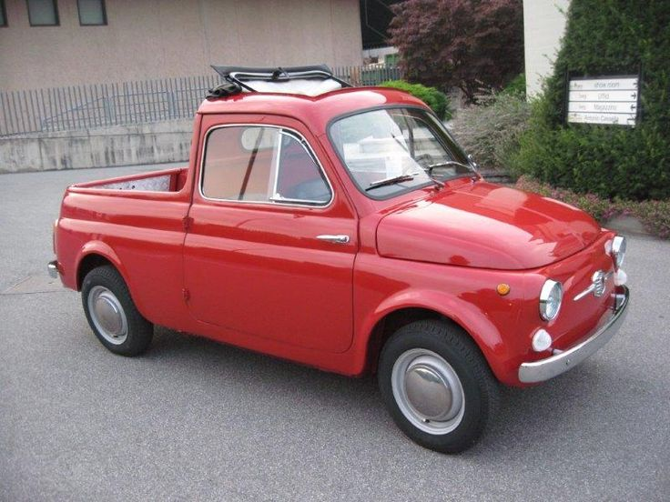 Fiat 500 PICK-UP