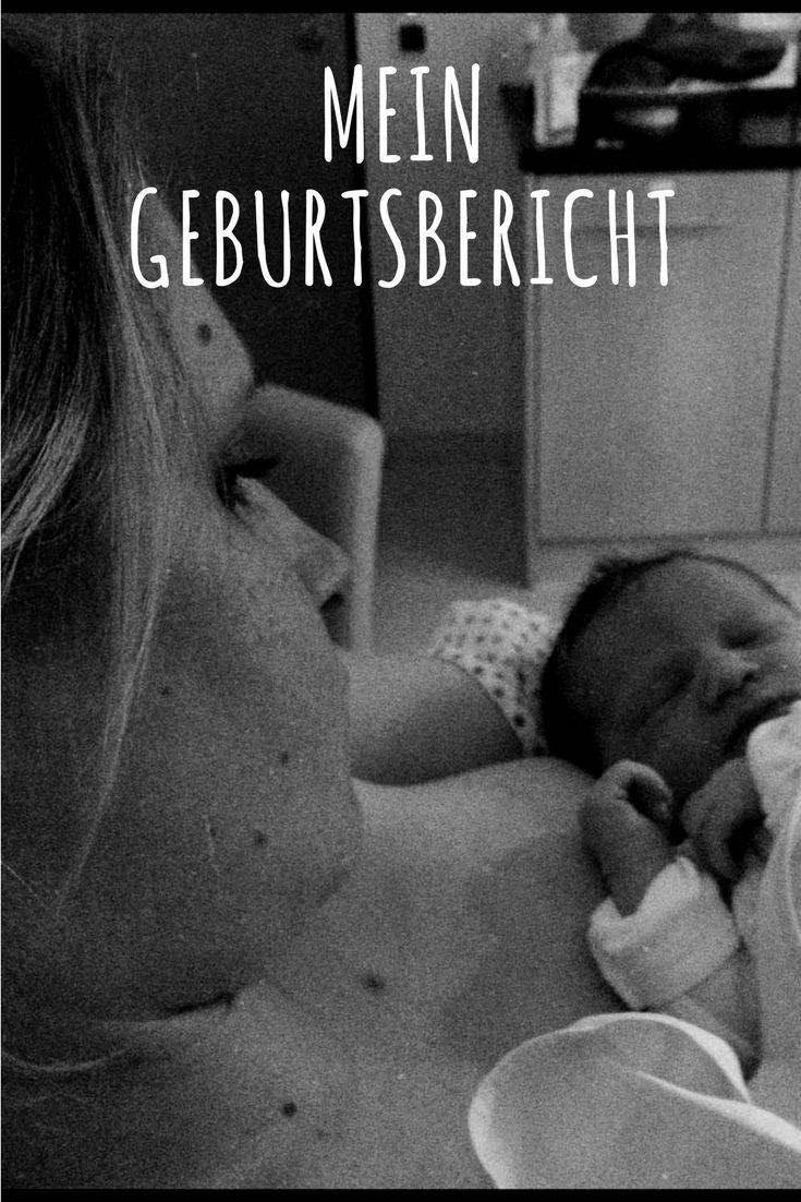 Mein Geburtsbericht der Mittleren. Eine wunderbare Geburt mit viel Hebamme!