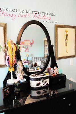 Teenager bedroom decorating ideas - The Polkadot ChairThe Polka Dot Chair