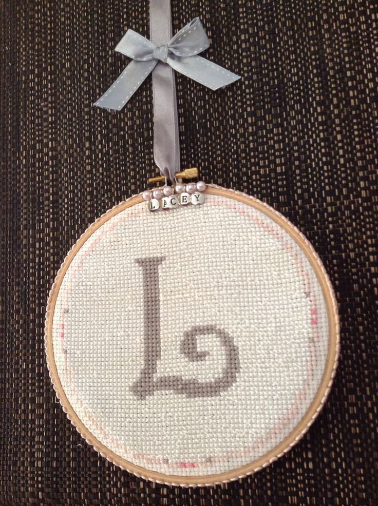 Cross Stitch for Lacey