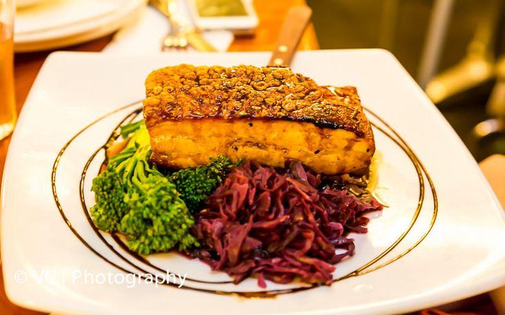 Crispy Pork Belly@Kingsley Tavern, Perth