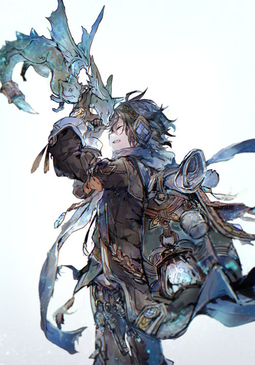 1000 ideas about anime fantasy on pinterest anime art - Anime boy dragon ...