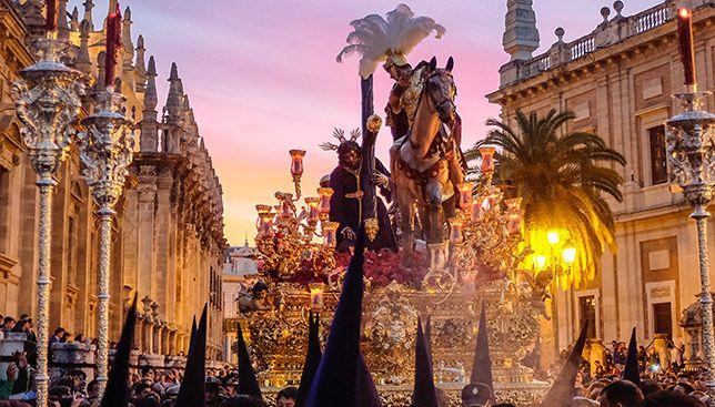 #Semana #Santa en #Sevilla