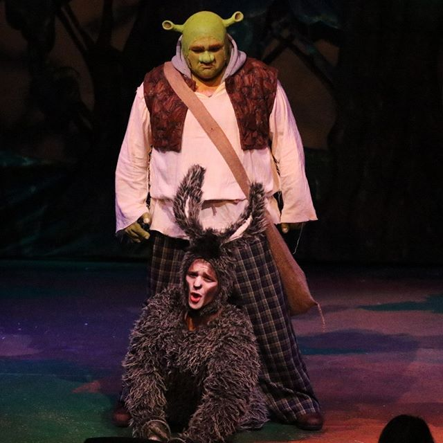 Oagers Are Like Onions Shrek Opens Tomorrow At The Cottage Theater Cottage Grove Shrek Cottage
