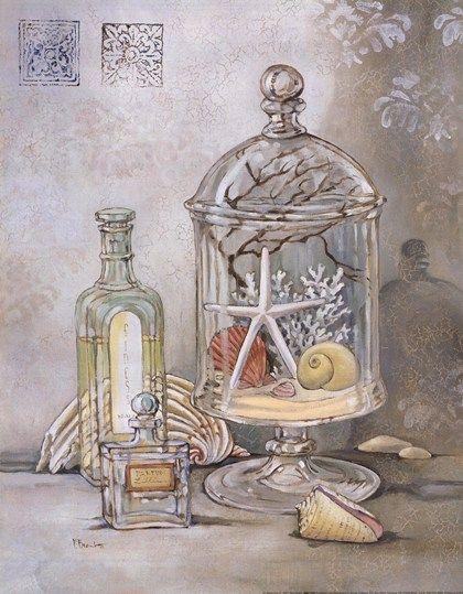 Amenities II by Paul Brent art print