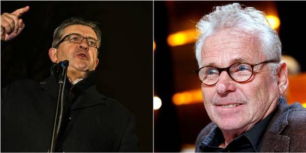 """""""Va te faire voir"""": l'énorme clash en direct entre Daniel Cohn-Bendit et Jean-Luc ..."""