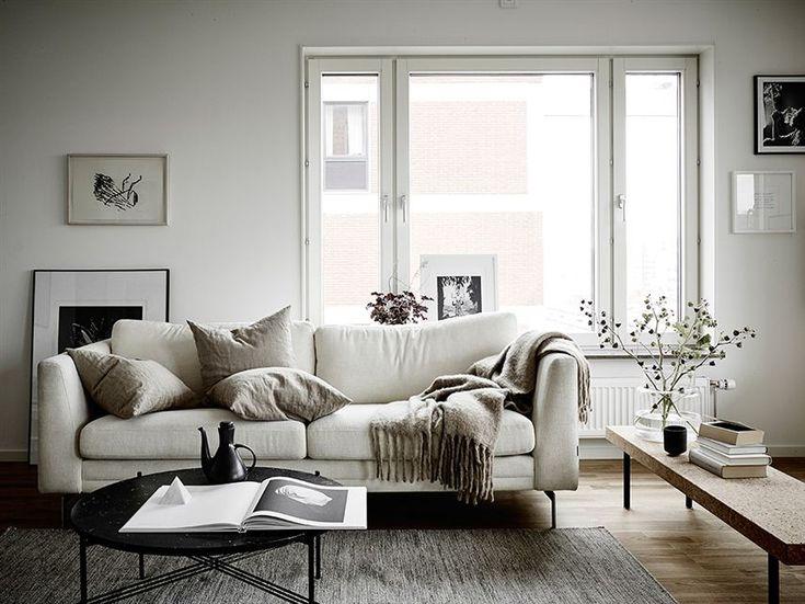 Bostadsrättslägenhet, Eriksberg, Ostindiefararen 13, Göteborg Nyproduktion 2015 styling: Sarah Widman C/o