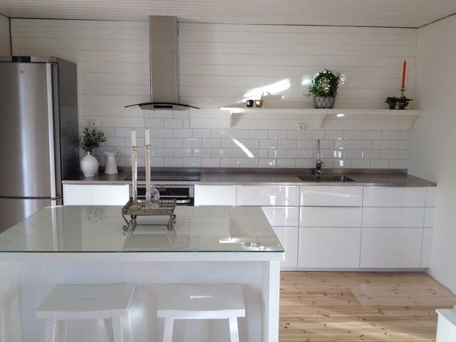50 besten Küche \/ Kitchen Bilder auf Pinterest Küchen ideen - k che fliesenspiegel glas