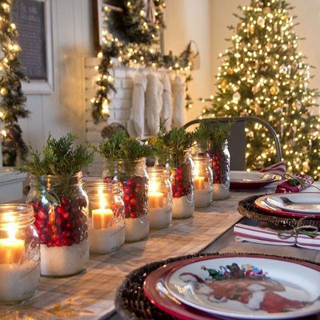 Navidad en frascos BALL Y KILNER!  Te esperamos en tiendas! #simple #simplebypuro #navidad #diciembre #mesa #puro #simple