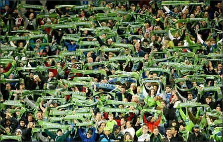 Seattle… Sounders…