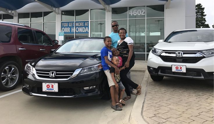 Andrae, we're so excited for all the places you'll go in your 2015 HONDA ACCORD!  Safe travels and best wishes on behalf of Orr Honda and BRADLEY MORGASON.
