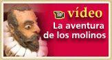 http://www.educa.jcyl.es/educacyl/cm/gallery/Recursos%20Infinity/tematicas/webquijote/index.html Este es un sitio con muchos recursos, tales como juegos, videos, historias, sobre la vida de Don Quijote. Aquí podréis leer el libro, escucharlo y descargarlo y realizar la actividad de rellenar los huecos del principio de la obra.