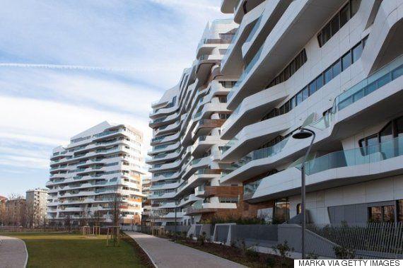당신도 자하 하디드가 설계한 아파트에 살 수 있다(사진)