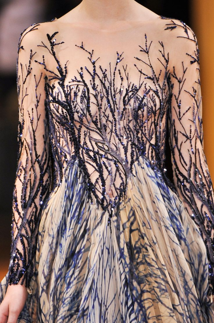 Zuhair Murad at Couture Fall 2013 (Details)