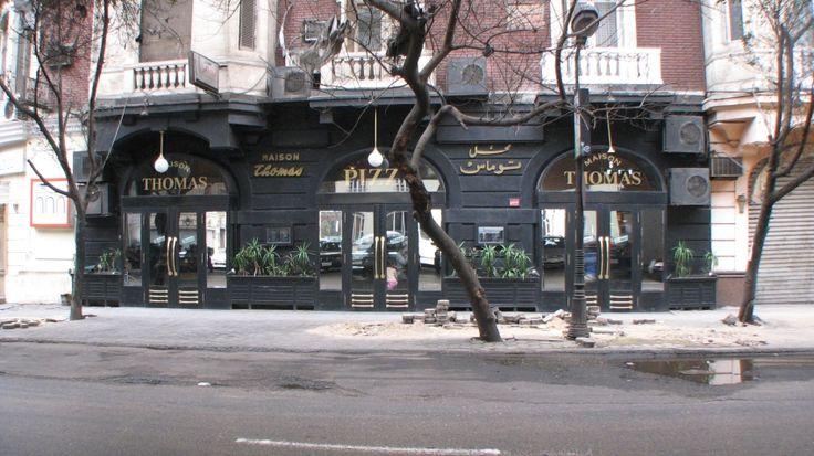 Maison Thomas, 157 26th of July Street, Zamalek, Cairo | Restaurants, Specialty, Bistros & Brasseries | Eventseekr