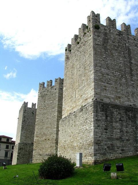 castello dell'Imperatore, Prato, Tuscany, Italy