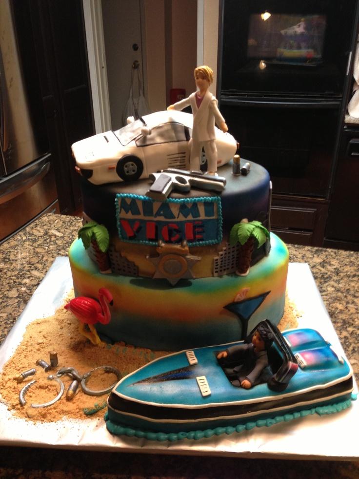 Cakes in Miami