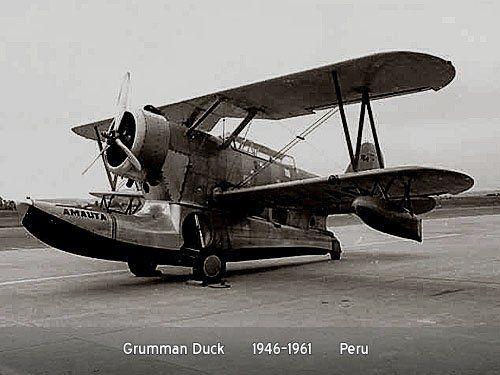 Grumman Duck  1946-61 Peru