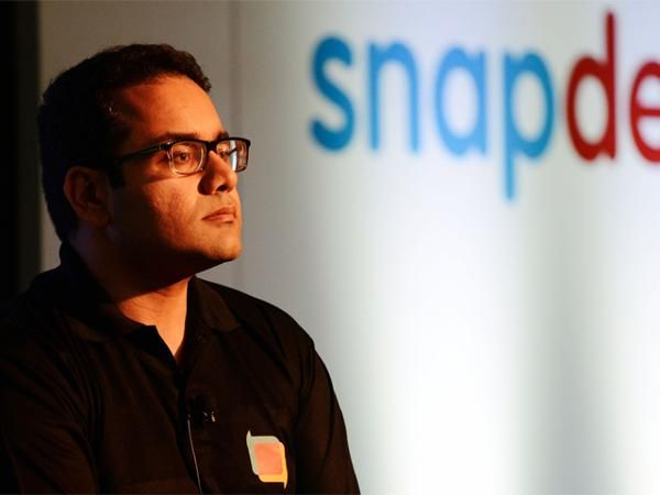Snapdeal on course to topple Flipkart from top, says  CEO Kunal Bahl - The Economic Times