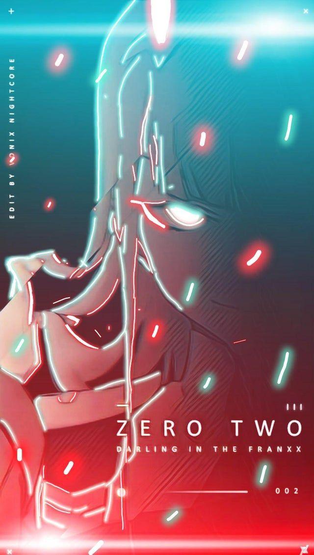 Wallpaper Zero Two Aesthetic Wallpaper Zero Two In 2020 Cute Anime Character Cool Anime Wallpapers Kawaii Anime