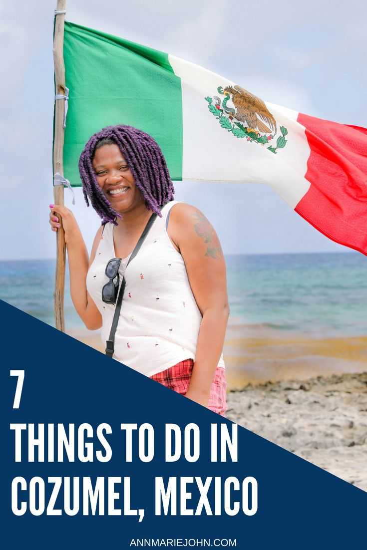 7 Things To Do In Cozumel Mexico Cruisenorwegian Cozumel