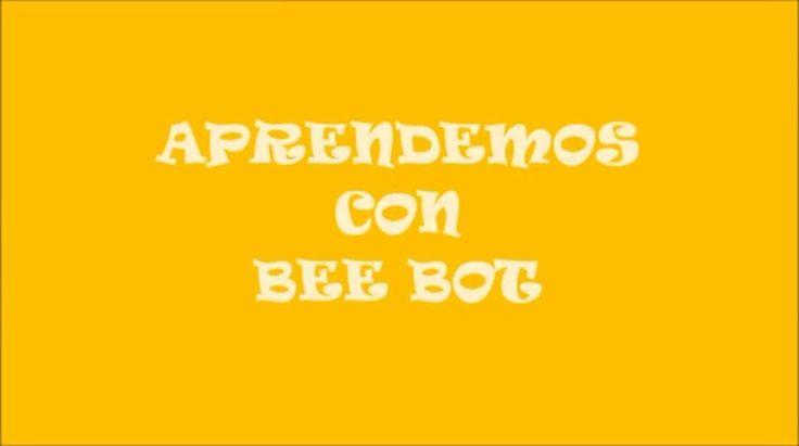 BEE BOT RECURSO DE ENSEÑANZA - APRENDIZAJE